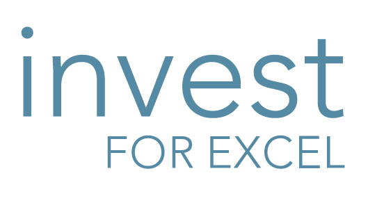 Invest for Excel logo