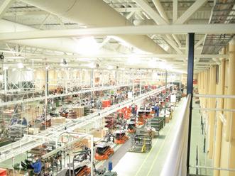 BRP Rovaniemi facility