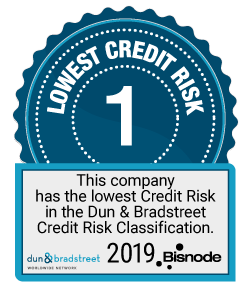 Dun & Bradstreet - Top Credit Rating - Bisnode